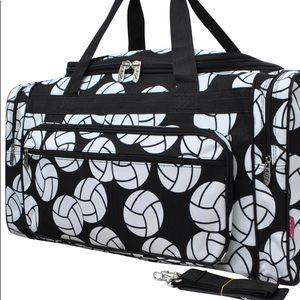 Handbags - 23 inch duffle volley ball bag